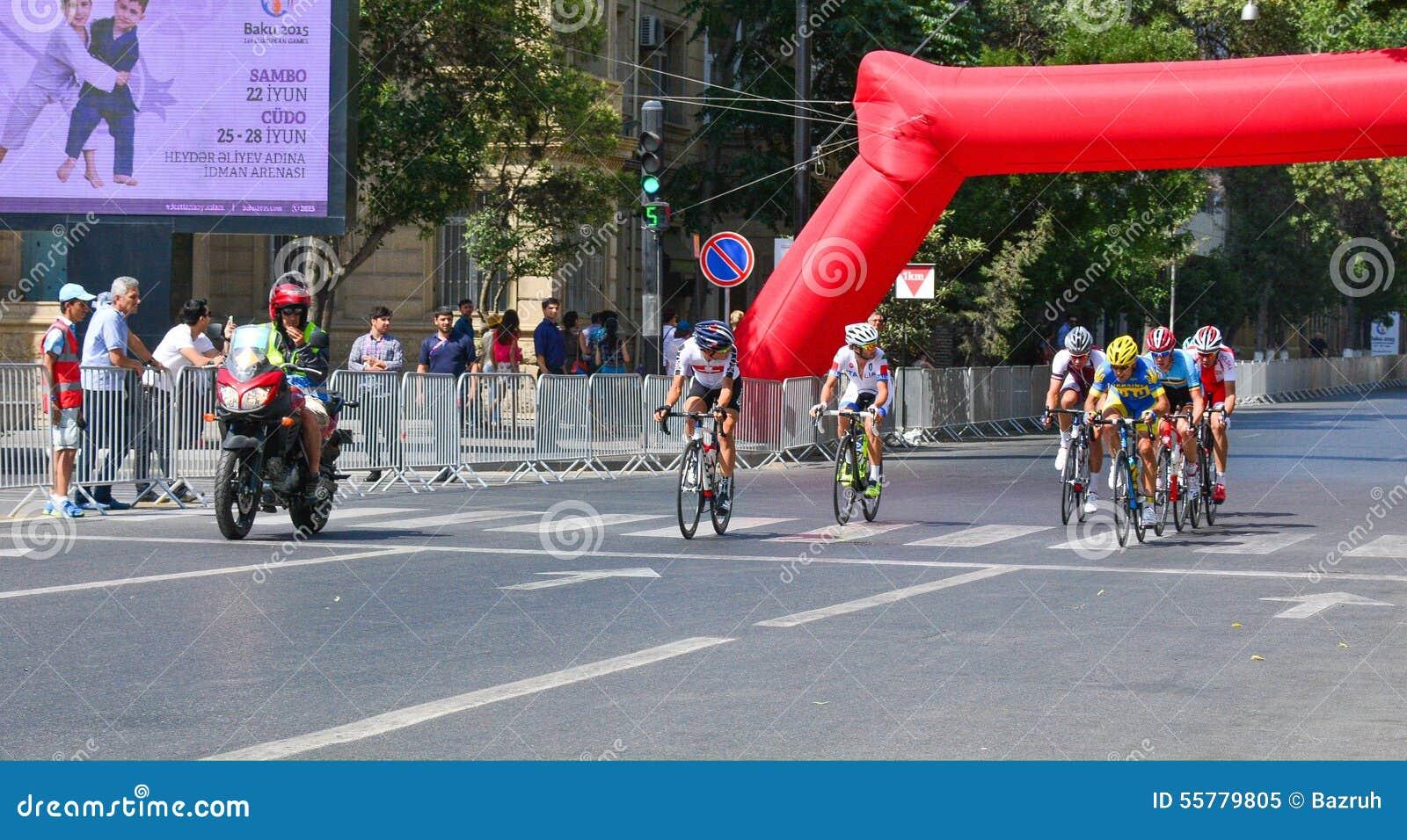 1st europeiska lekar, Baku, Azerbajdzjan