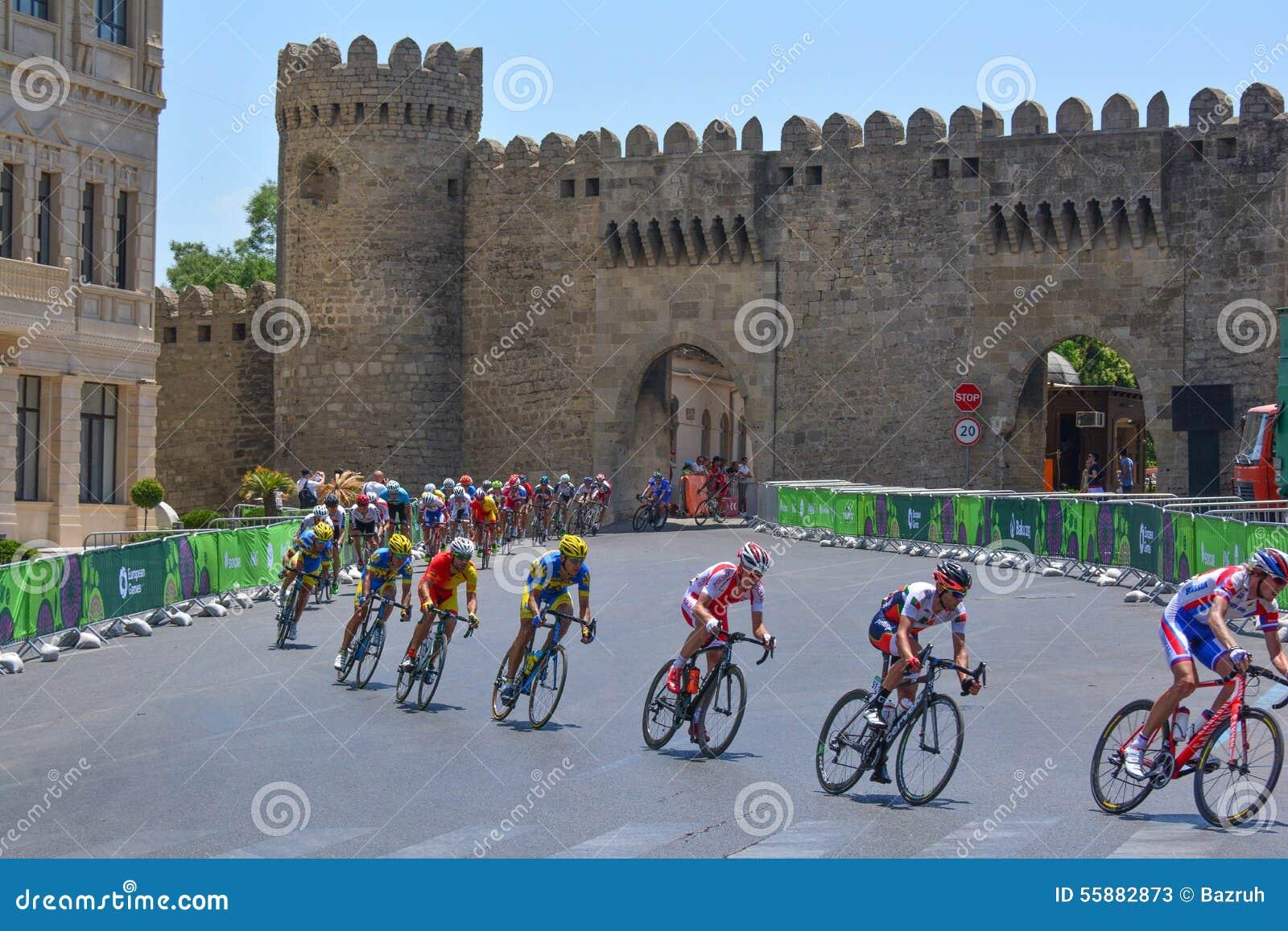 1st Europese Spelen, Baku, Azerbeidzjan
