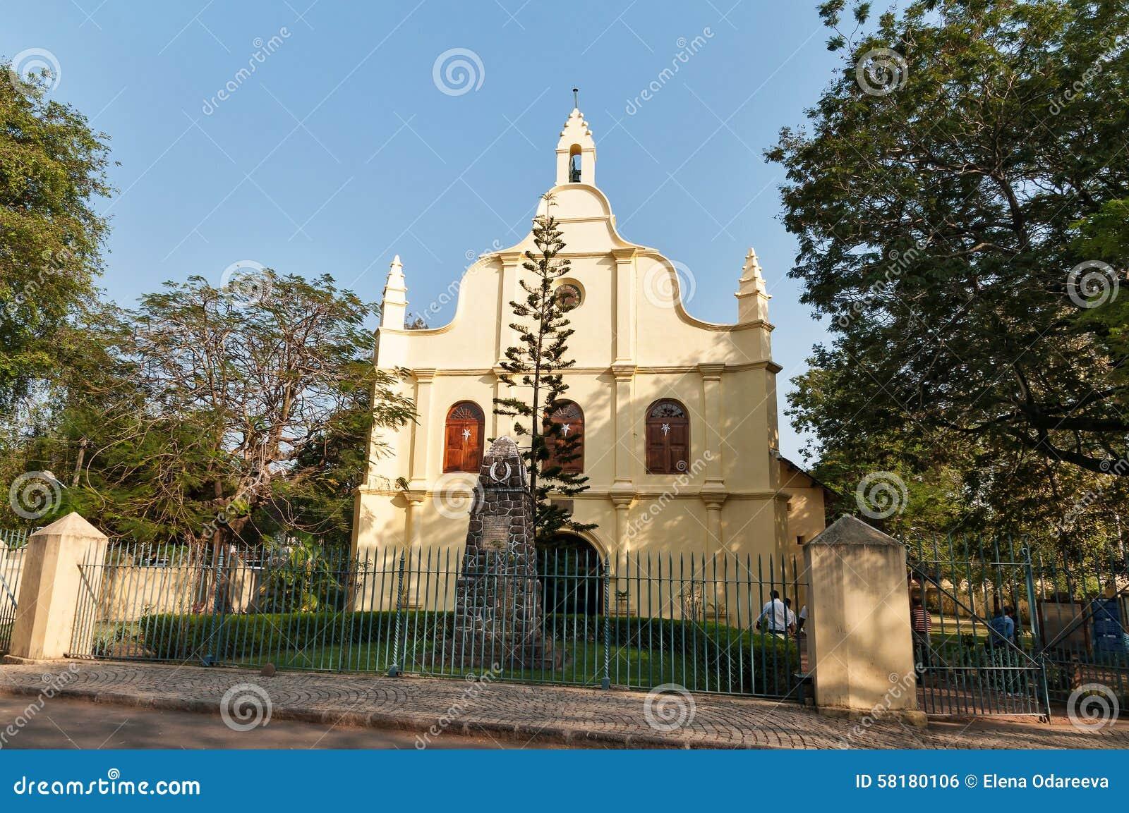 St. Francis Church in Fort Kochi