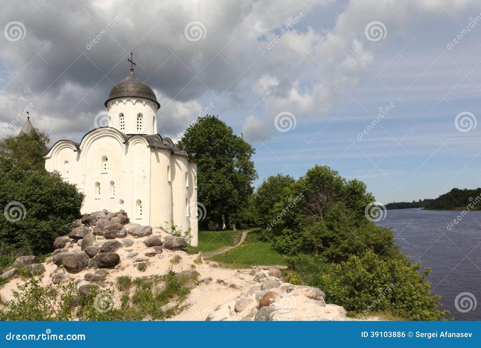 St. George Kathedraal. Staraya Ladoga