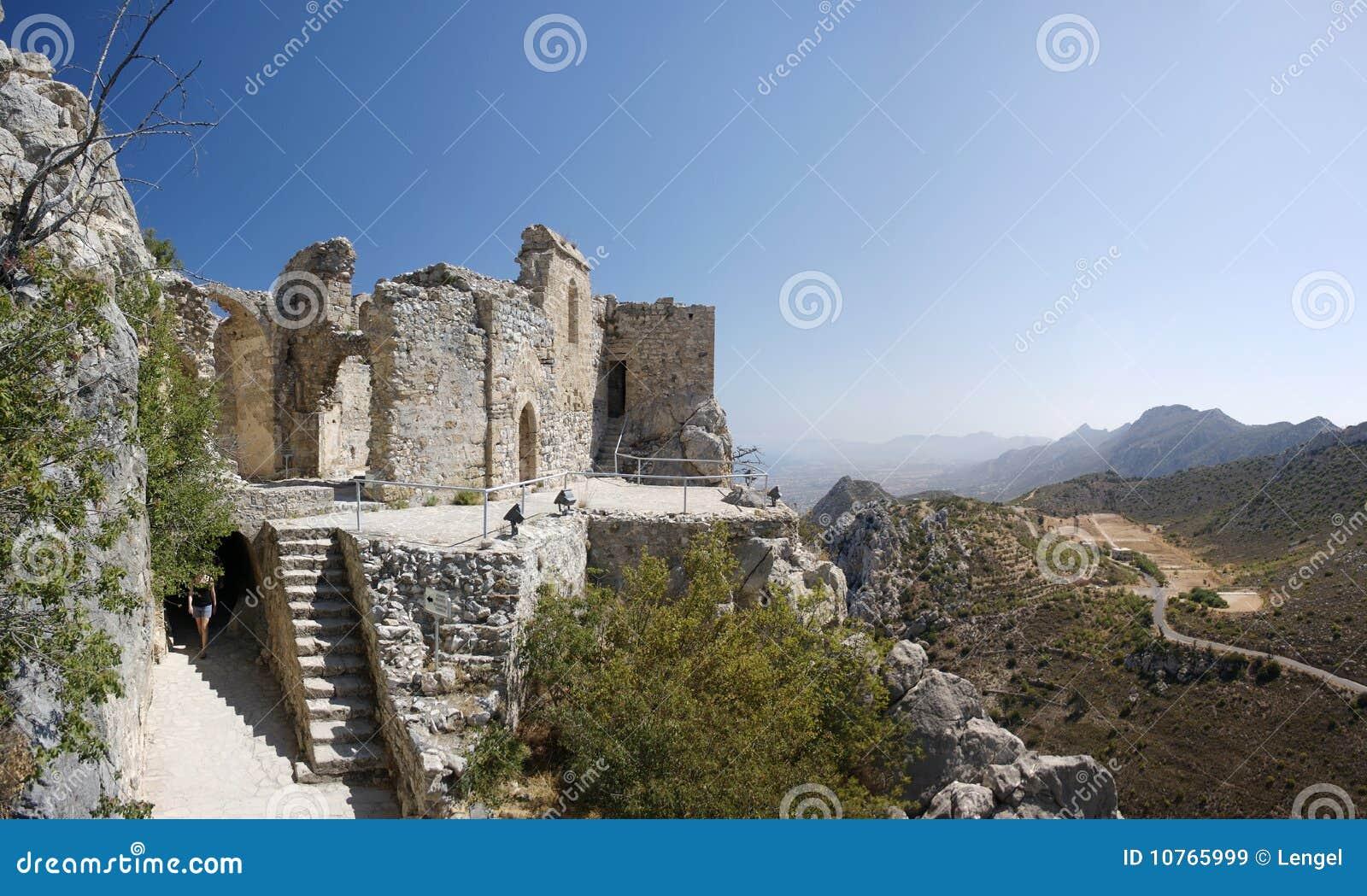 St hilarion Кипра