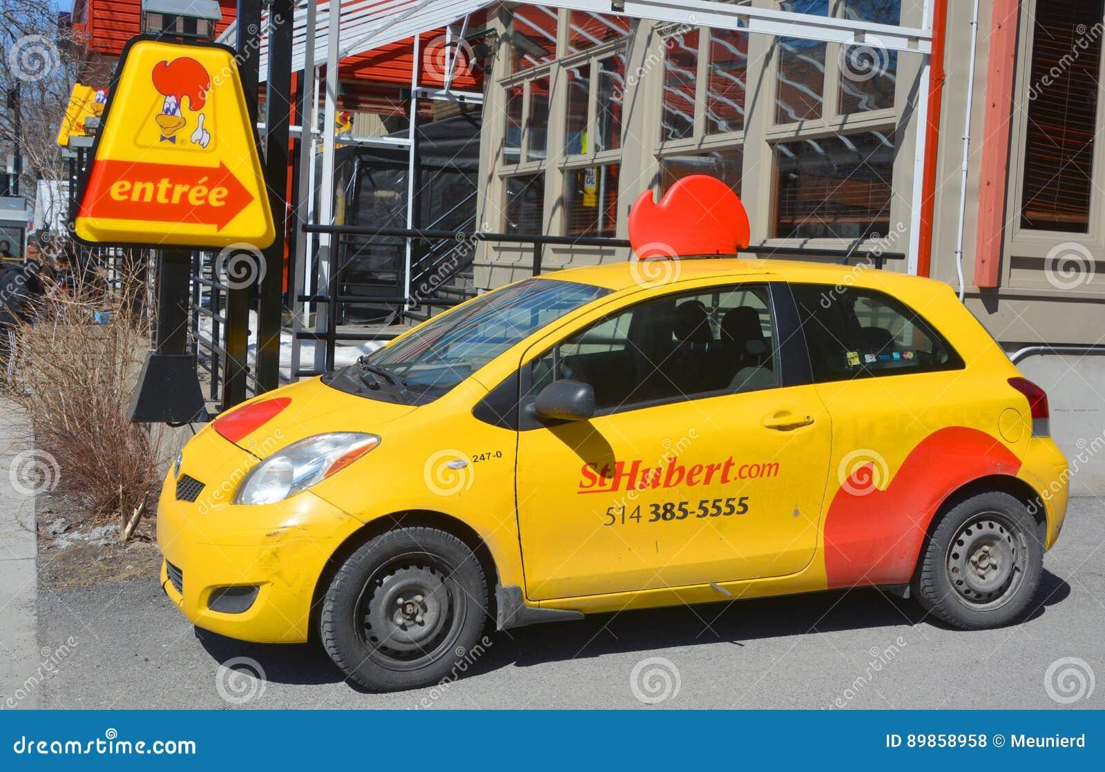 St-Hubert BBQ Ltd