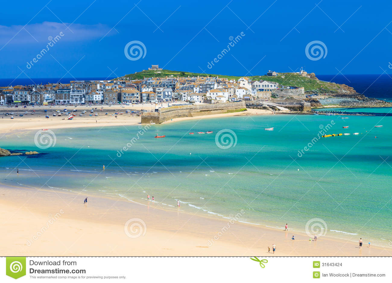 St Ives Cornwall England R-U