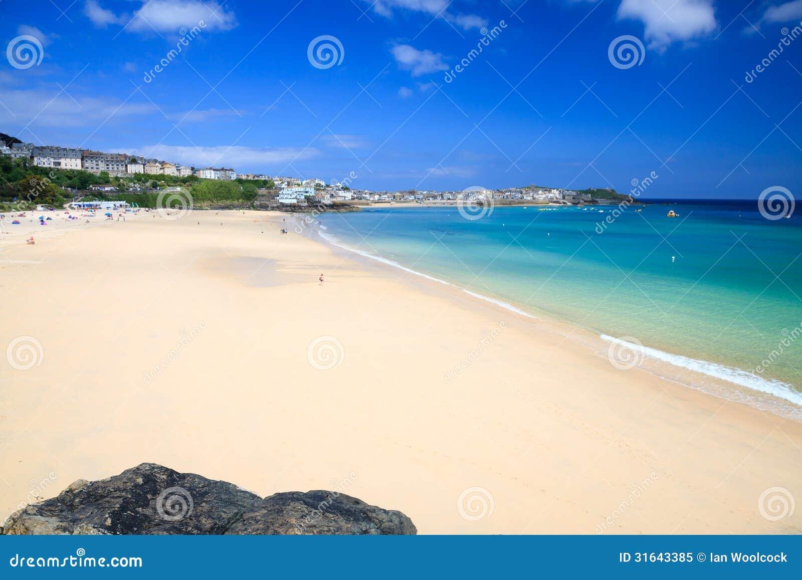 St Ives Cornwall England Reino Unido