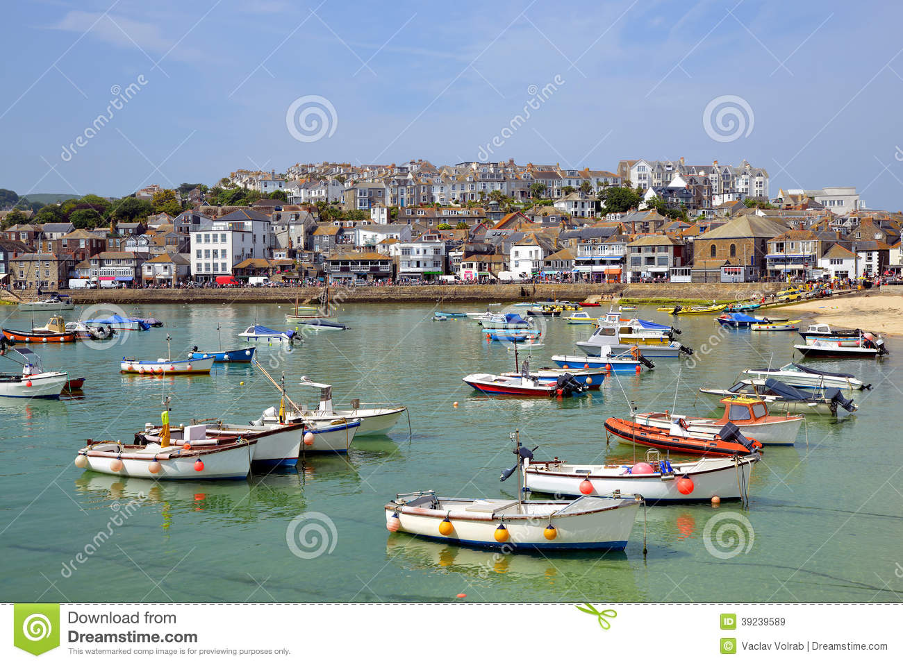 St Ives haven