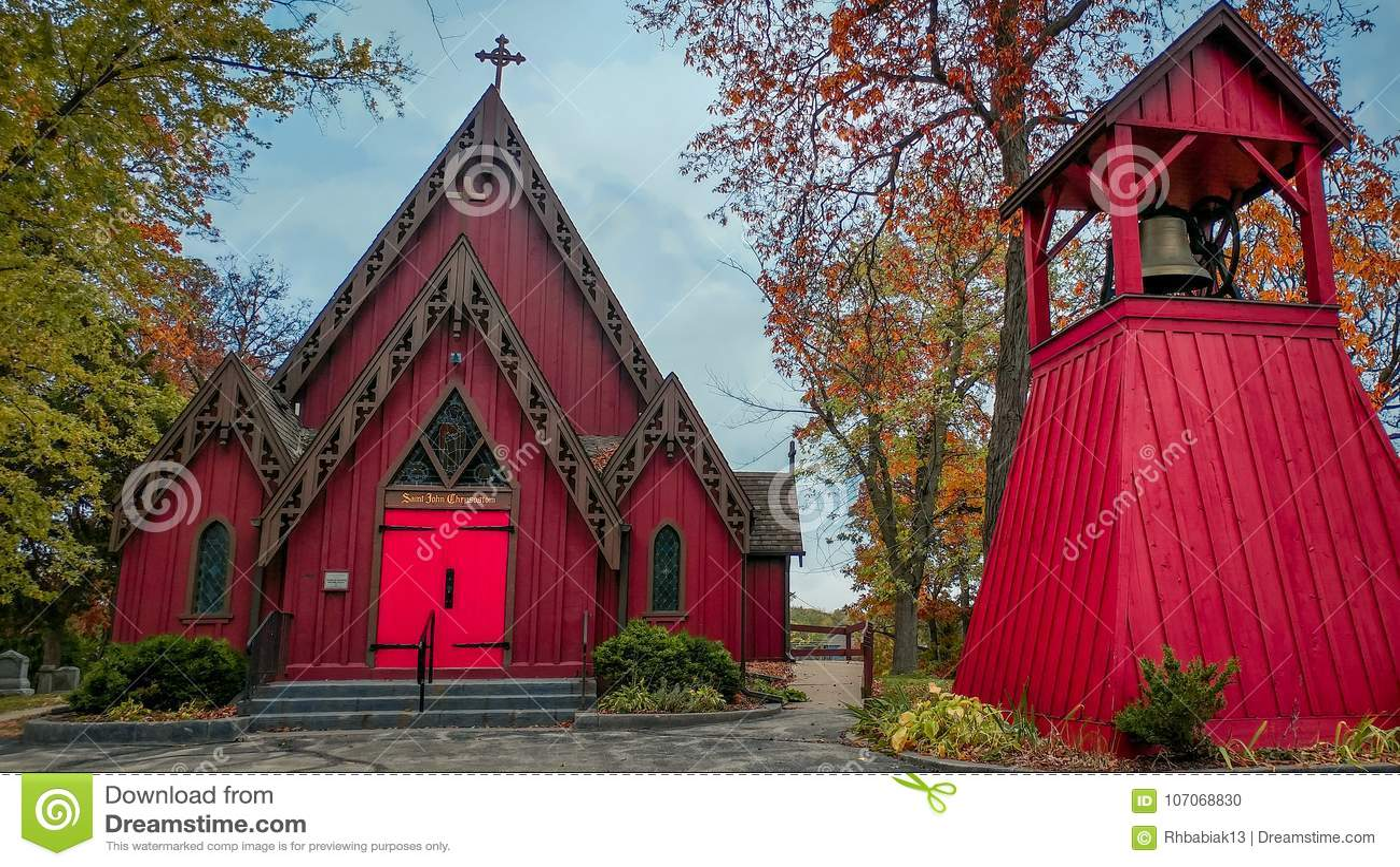 St. John Chrysostom Church, Delafield, Wisconsin