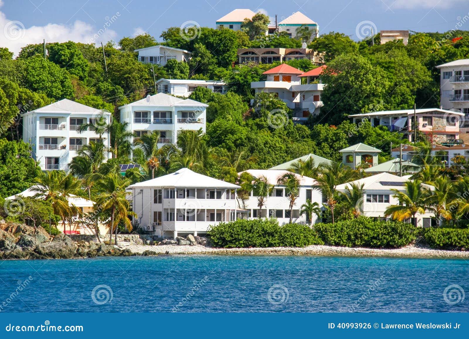 Cruz Bay Villa Rental St John