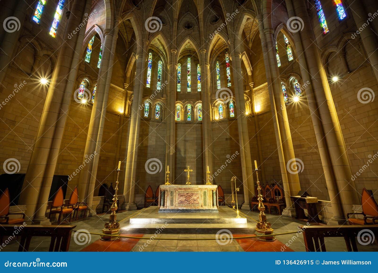 St Johns kathedraal Brisbane Australië