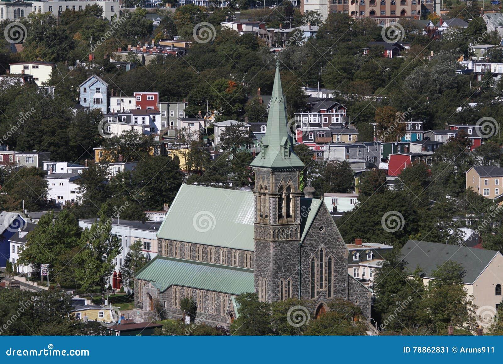 St Johns, New Foundland, Canada