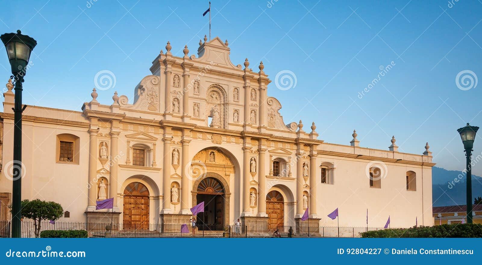 St Jose Parrish, Antigua, Guatemala.