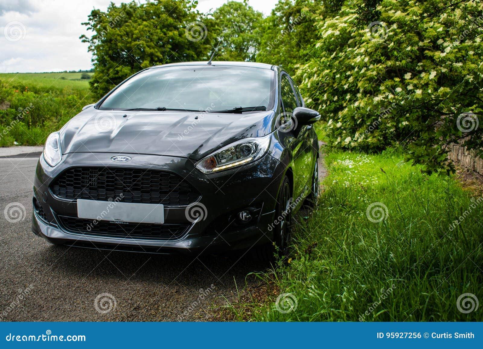 St-Line di Ford Fiesta