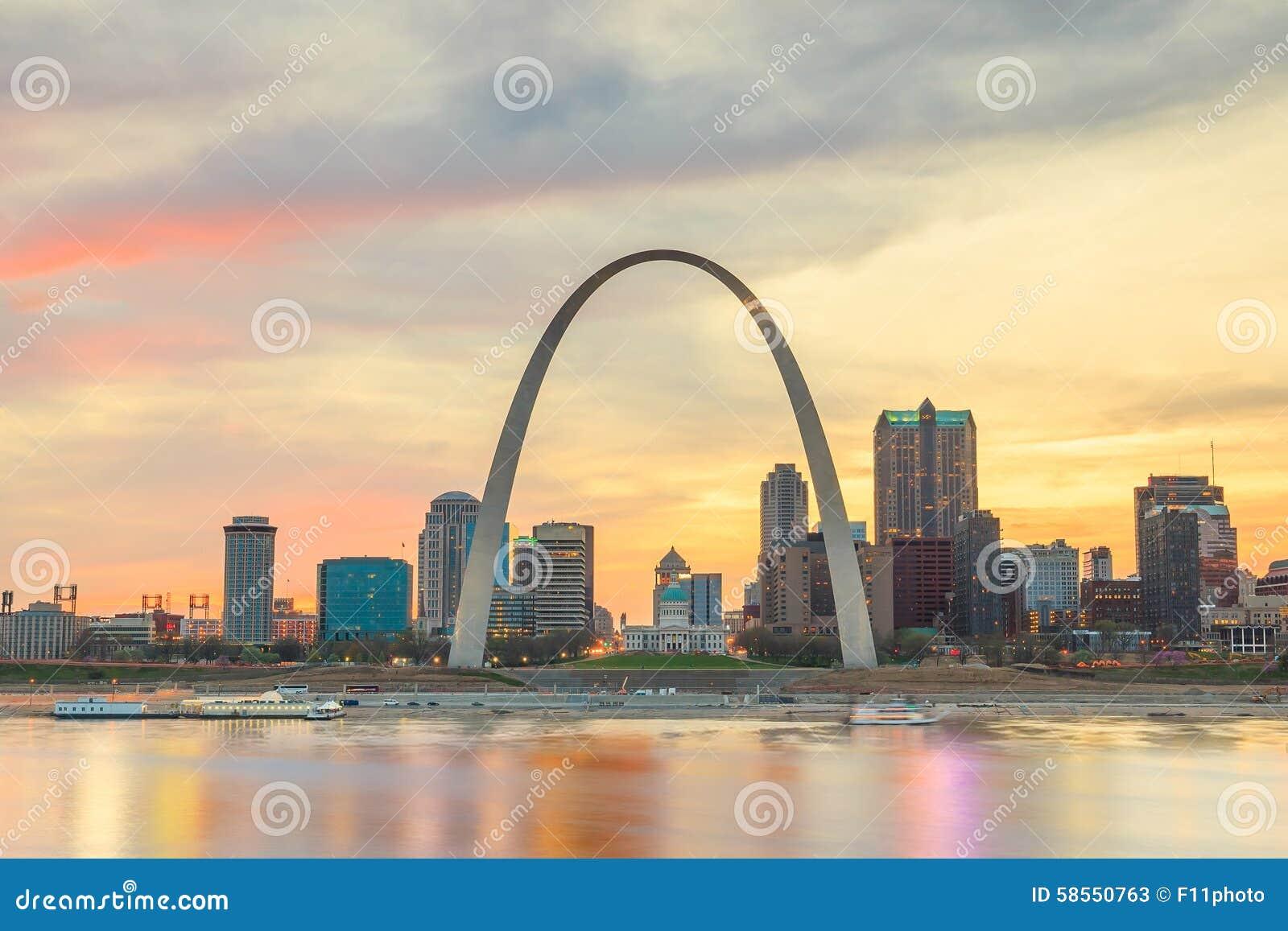 St Louis céntrica