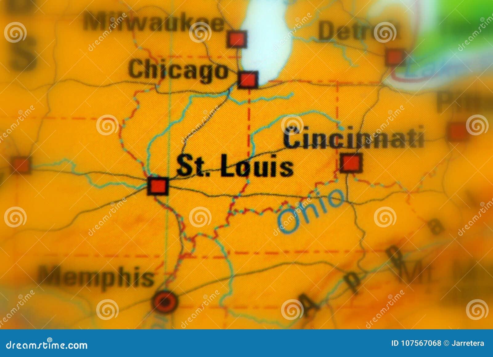 St Louis, Missouri - U S