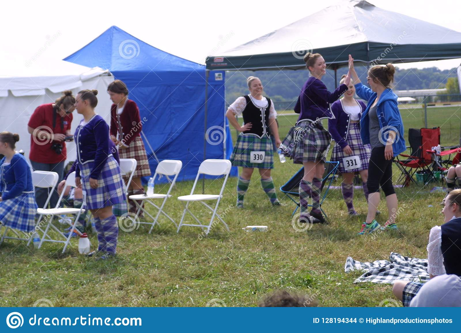 St Louis Scottish Games 2018