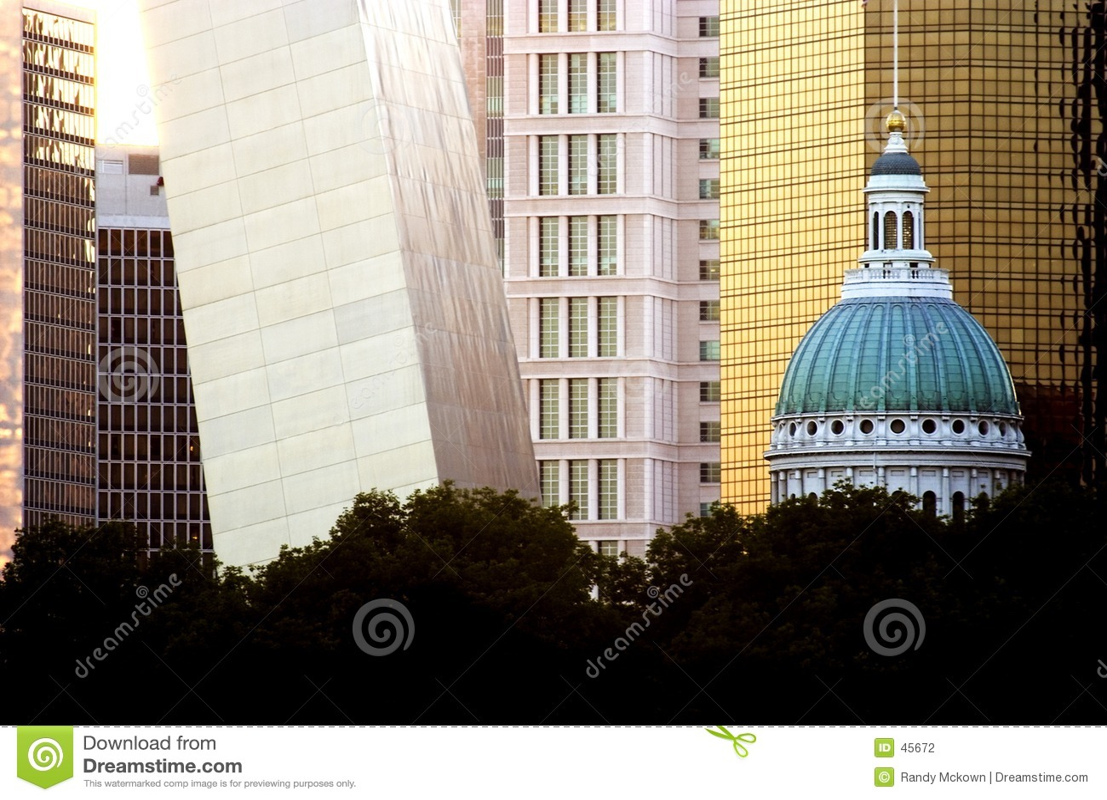 St.- Louisgericht und Bogen
