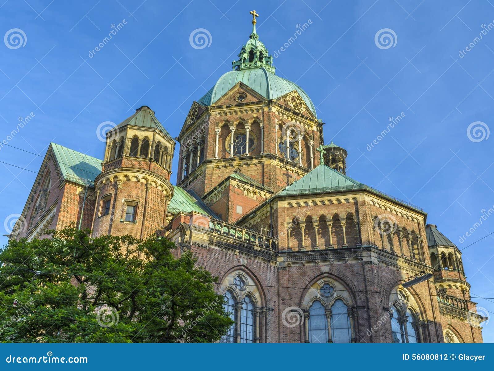 St Lukas Church, Munich
