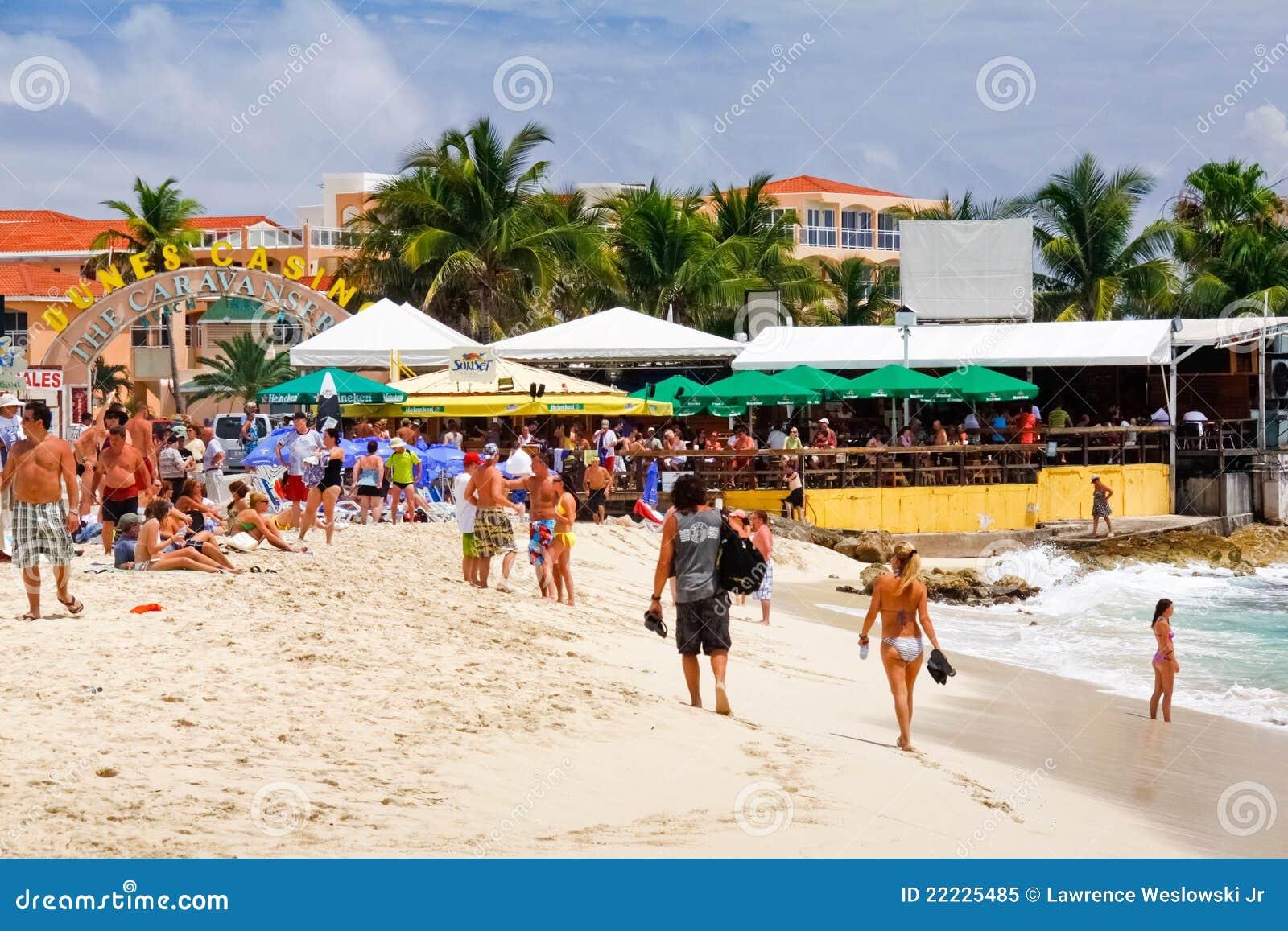 Sunset Beach Cafe St Maarten