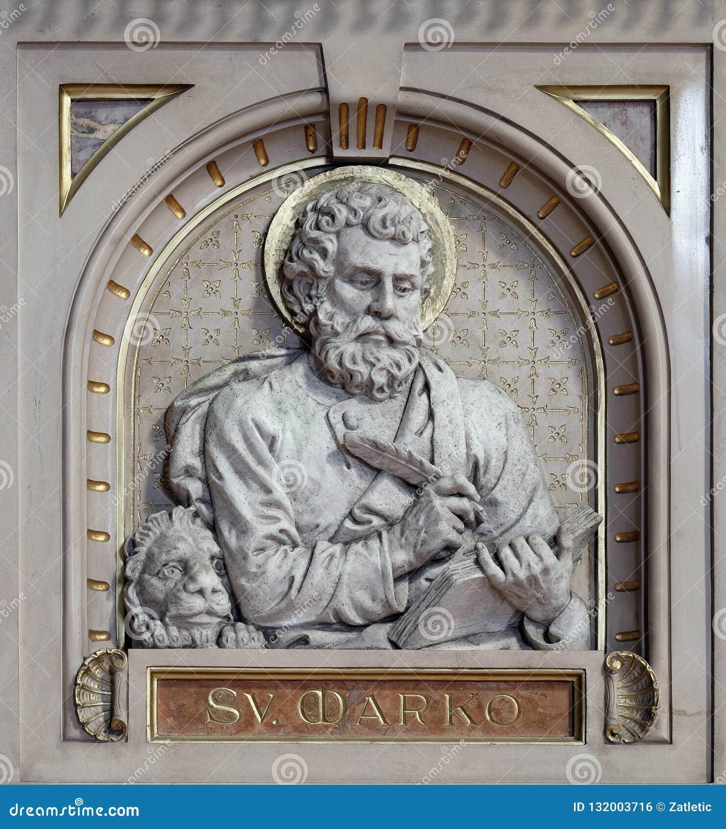 St Mark el evangelista
