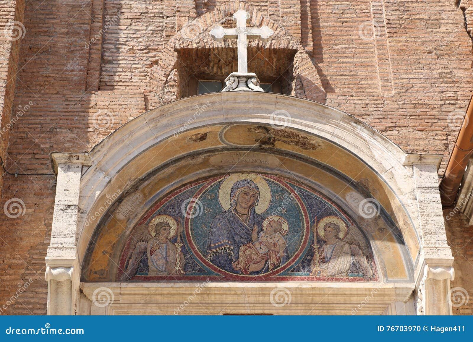 St Mary av altaret av himmel