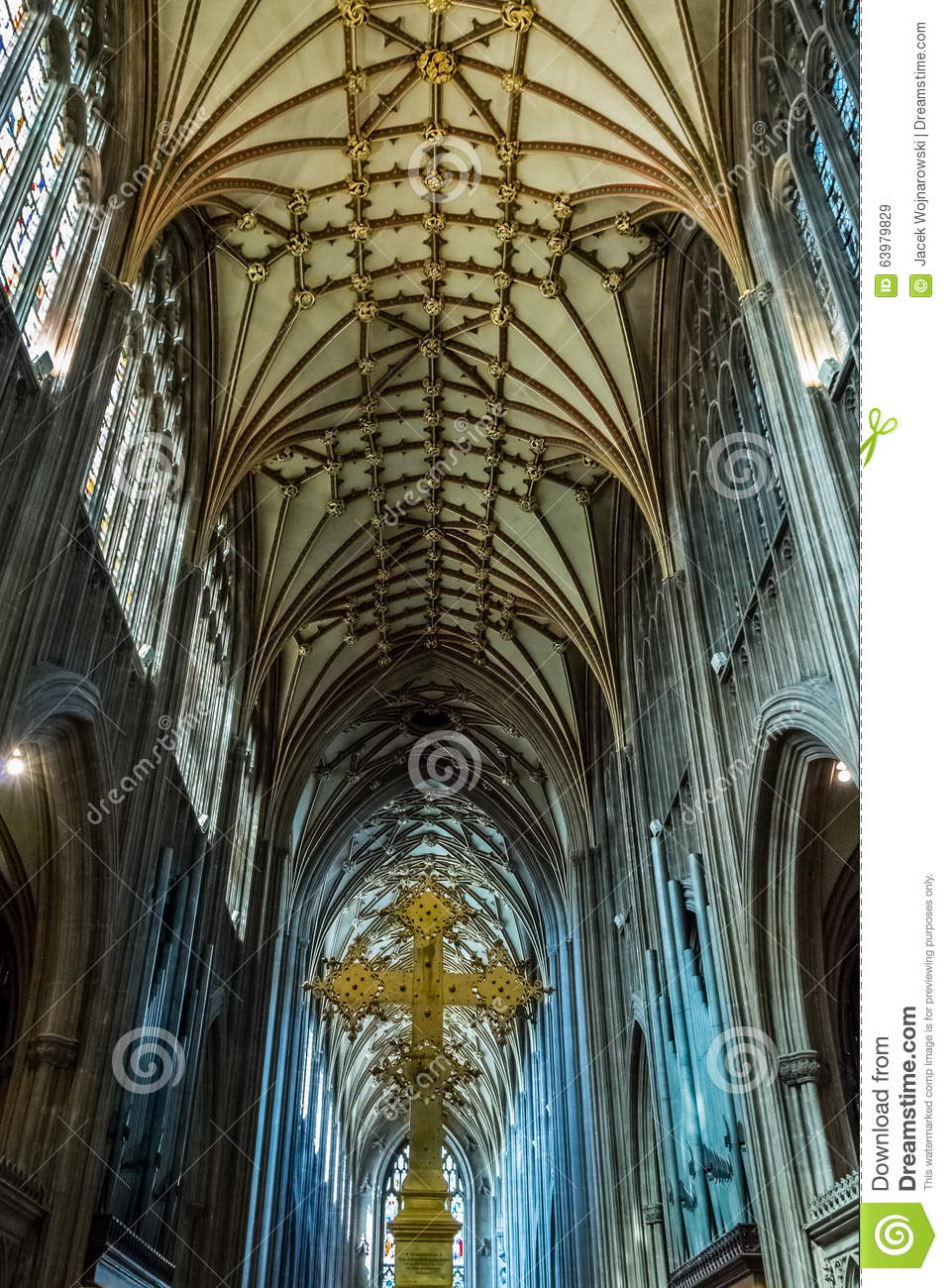 Download St Mary Redcliffe Bristol English Gothic Architecture Church C Editorial Stock Image
