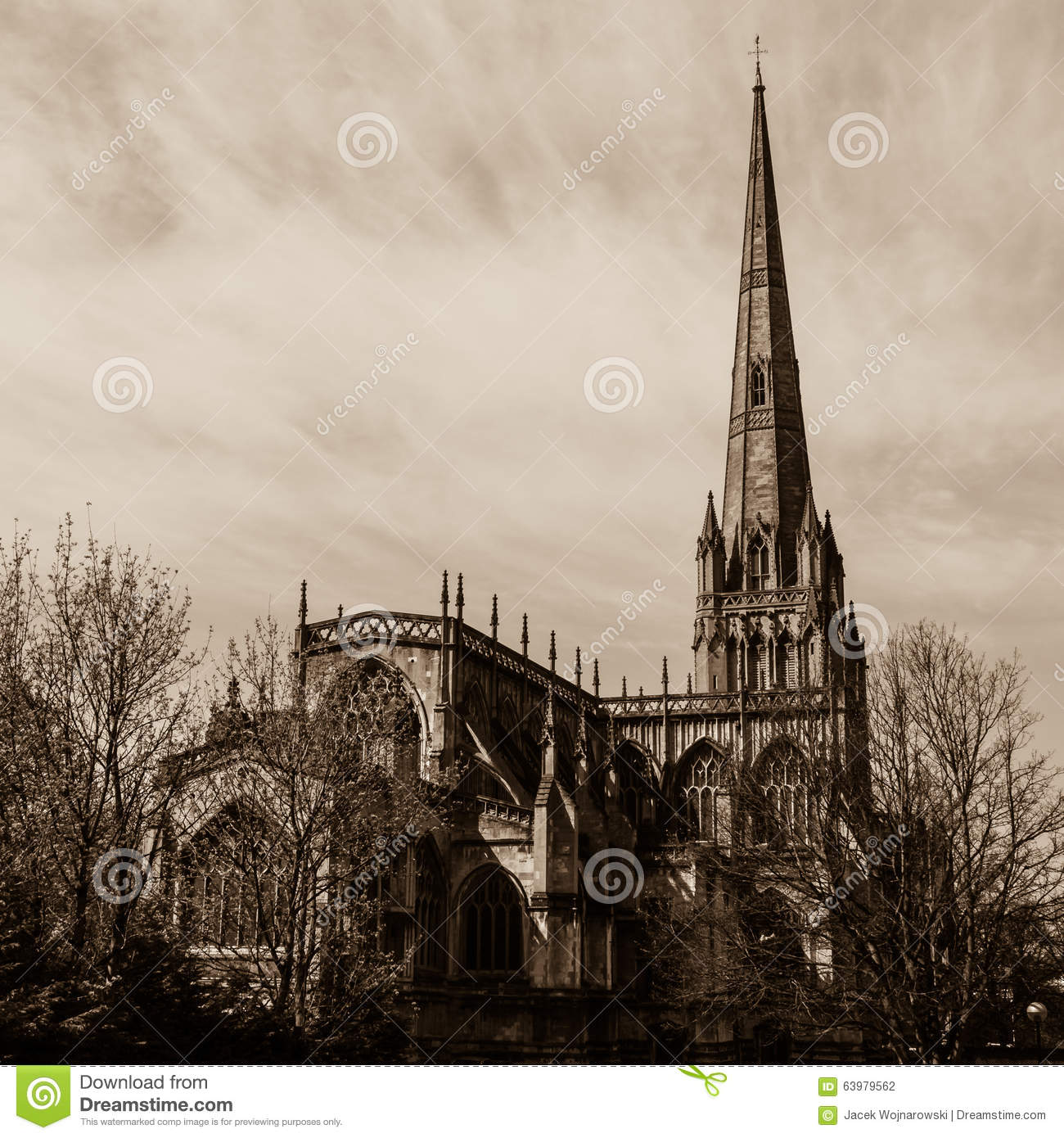 Download St Mary Redcliffe Bristol English Gothic Architecture Church F Editorial Photography