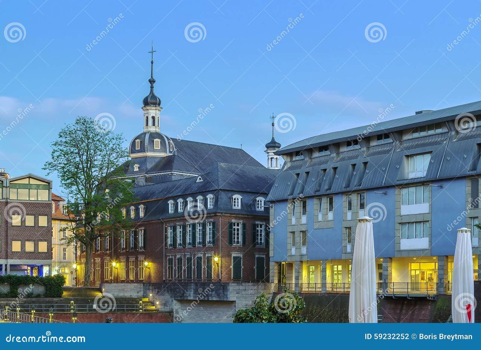 St Maximilian Church, Düsseldorf, Alemania
