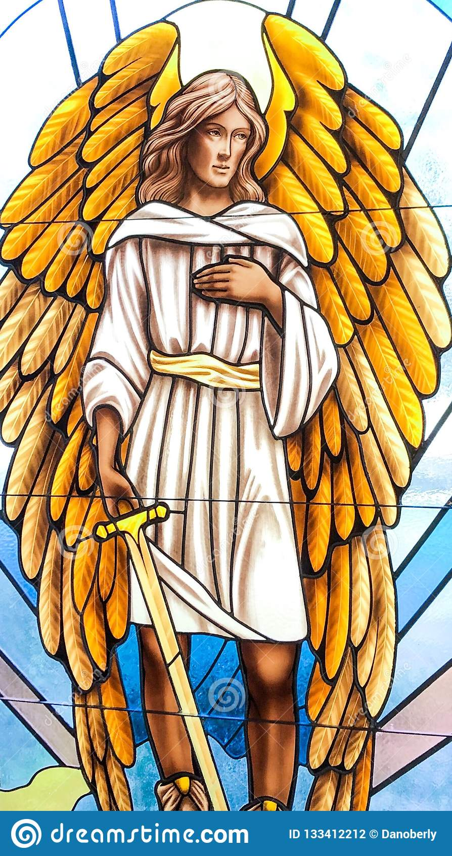 St Michael ärkeängeln