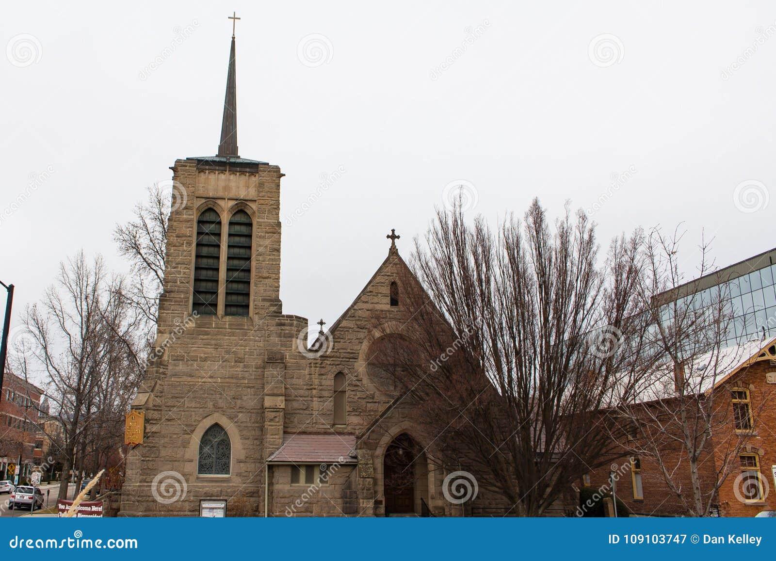 St Michael ` s Biskupia katedra jest Biskupim katedrą w Boise, Idaho, Stany Zjednoczone