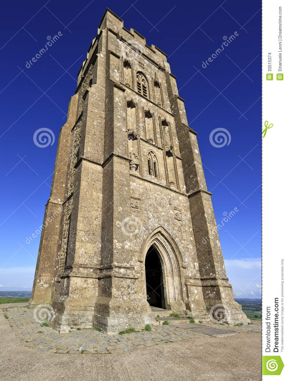 Glastonbury United Kingdom  city images : ... Michael s Tower at Glastonbury Tor, Somerset, England, United Kingdom