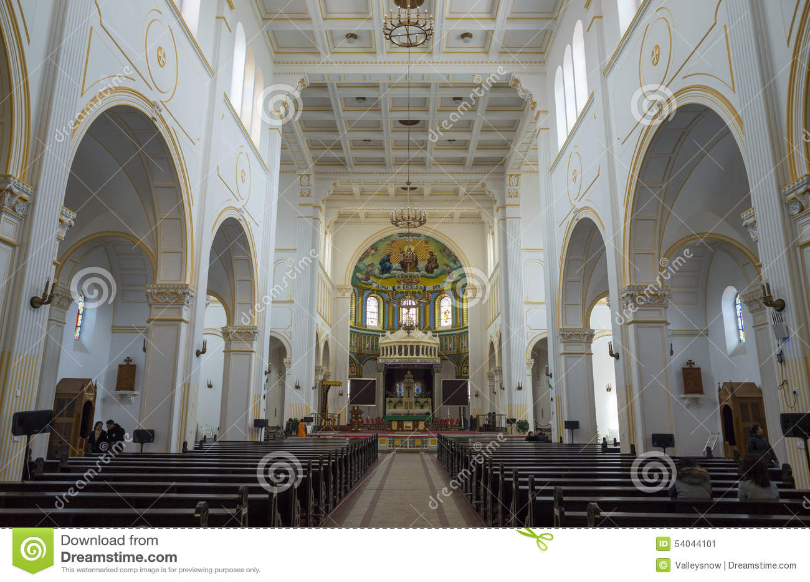 St Michaels大教堂
