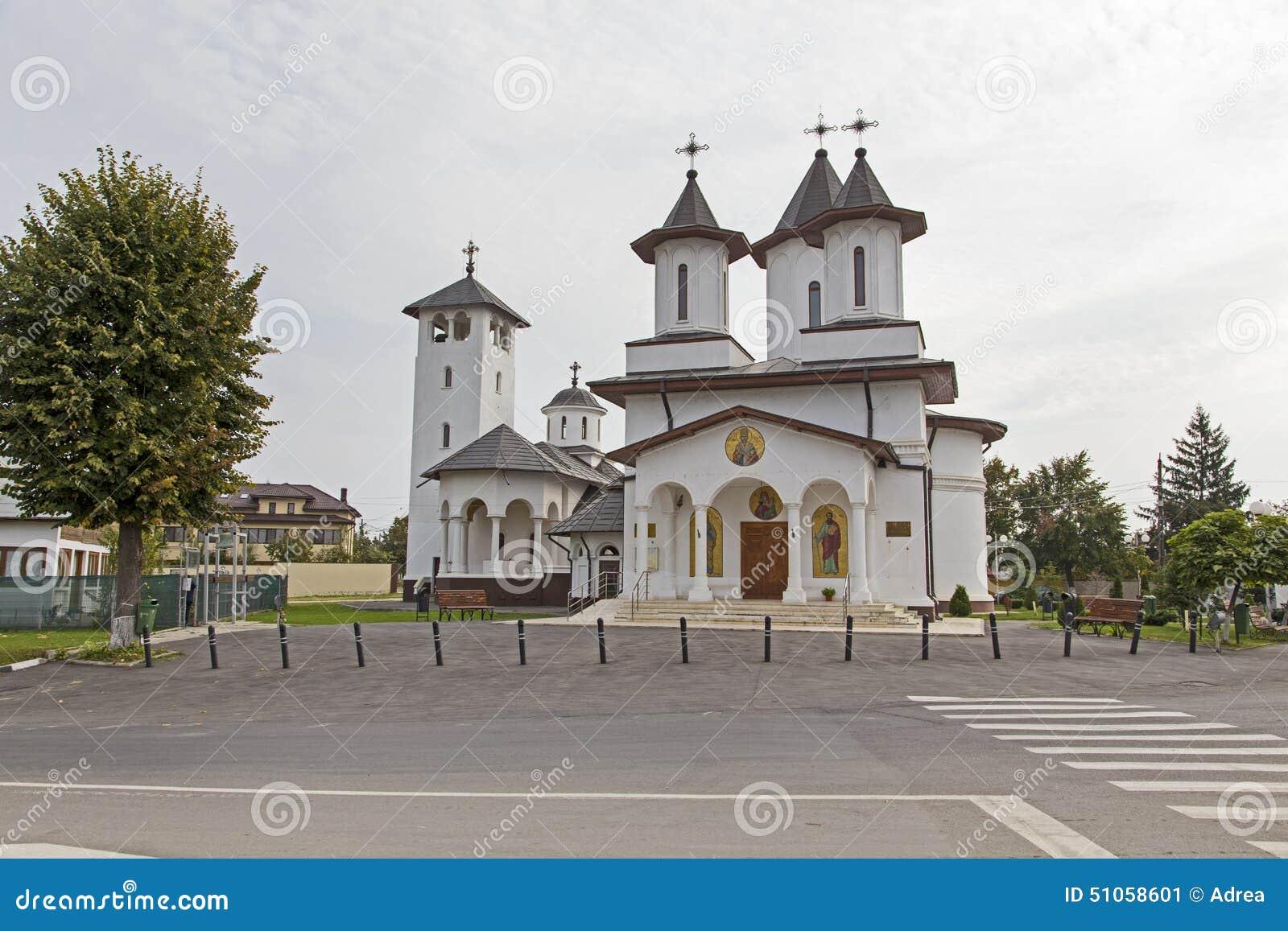 St Nicolae church