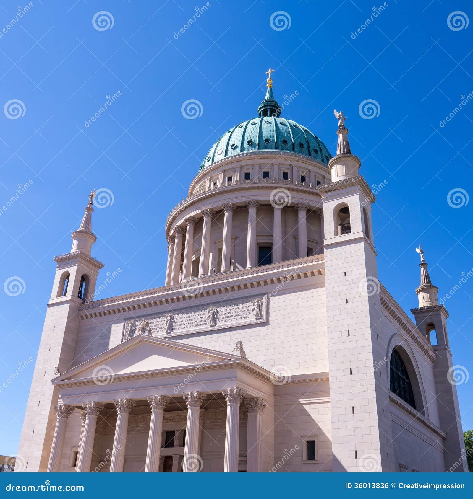 - st-nikolai-church-potsdam-summer-36013836