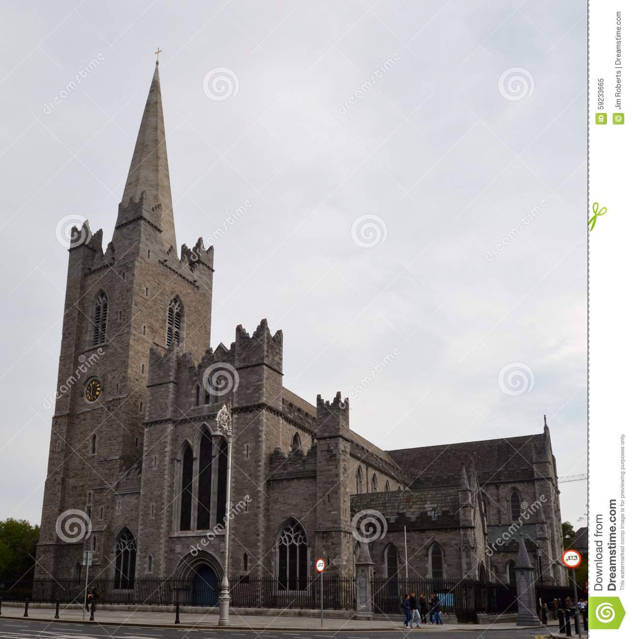 Download St Patrick Cathedral imagen editorial. Imagen de iglesia - 59233665