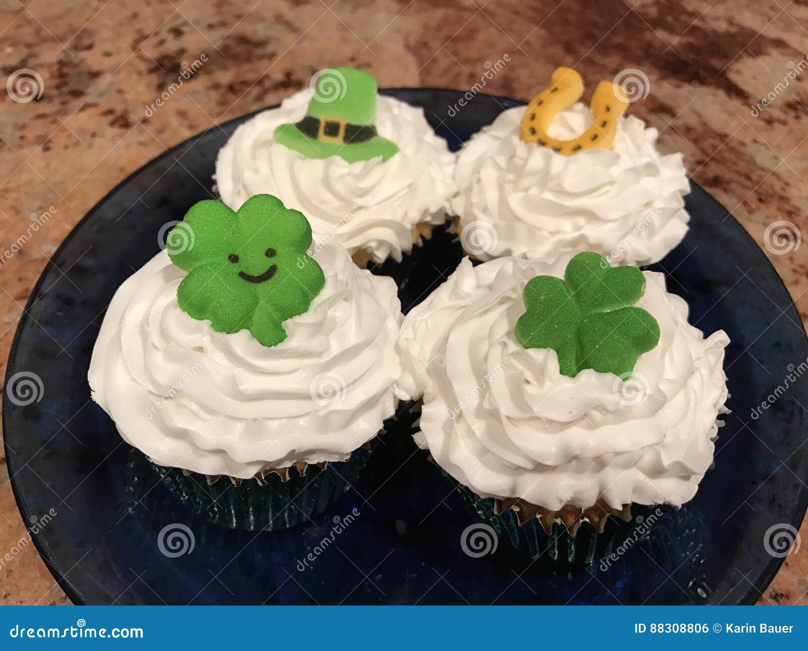 St Patrick et x27 ; petits gâteaux de jour de s