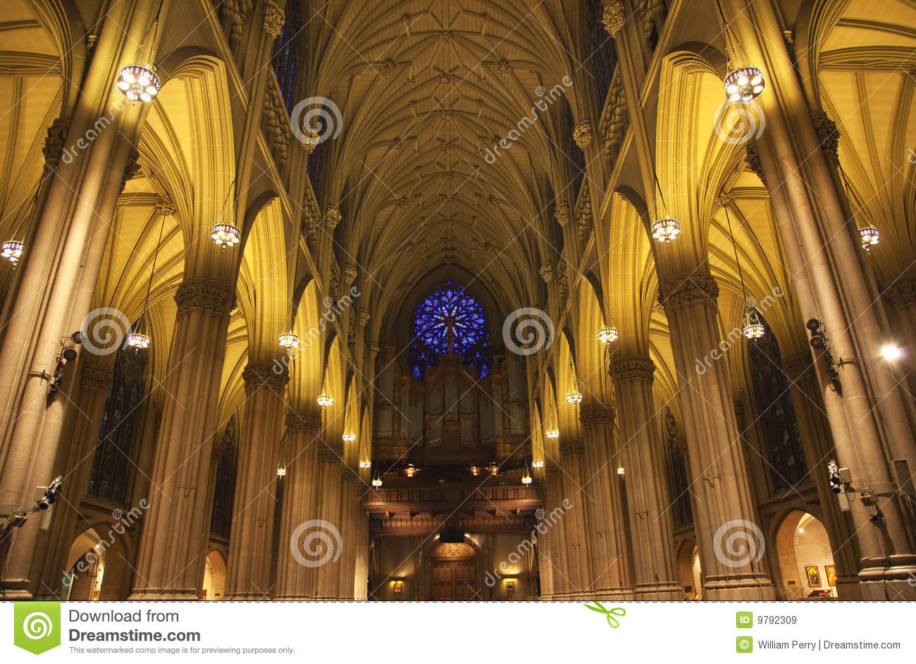 St. Patrick s Cathedral Insides New York City