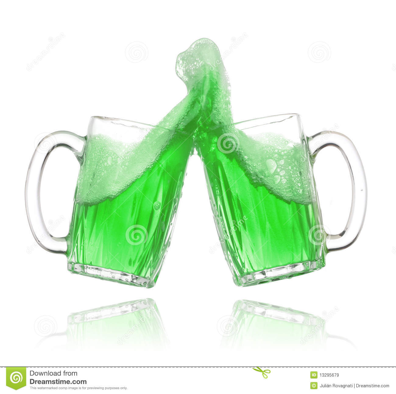 st patrick u0027s day green beer royalty free stock images image