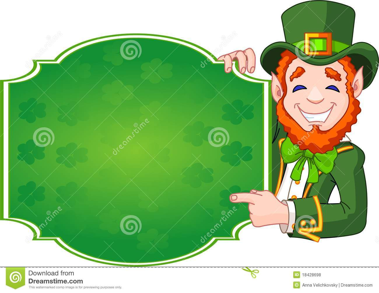 Leprechaun Stock Illustrations – 7,812 Leprechaun Stock ...