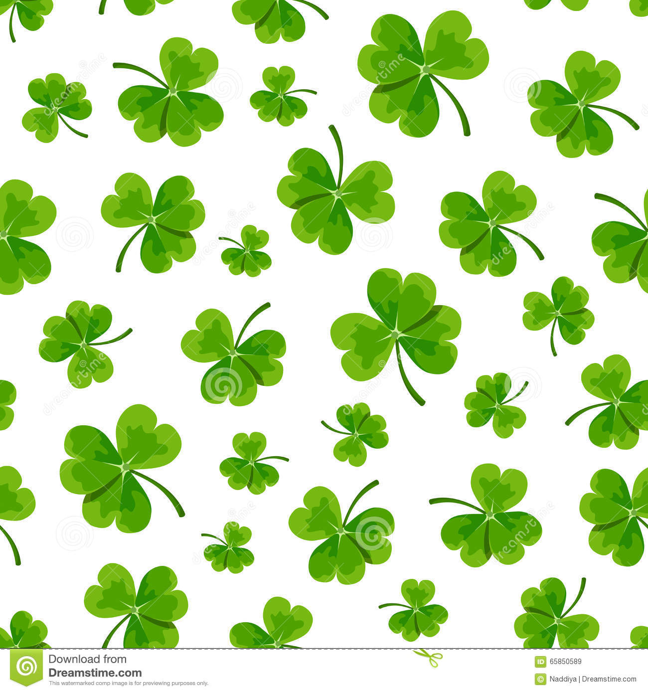 shamrock pattern wallpaper 1366x768 - photo #5