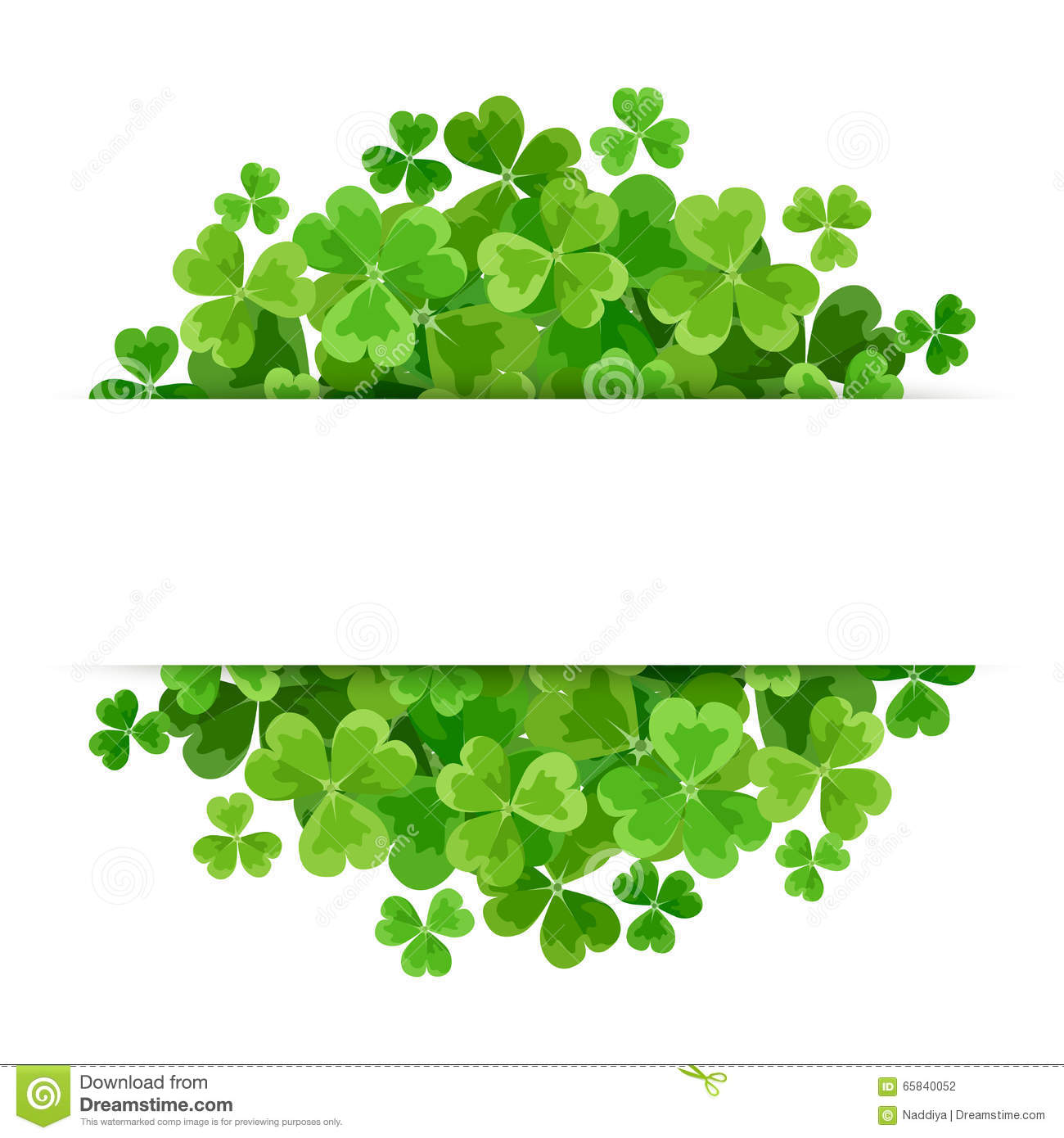 patricks day shamrock background - photo #39