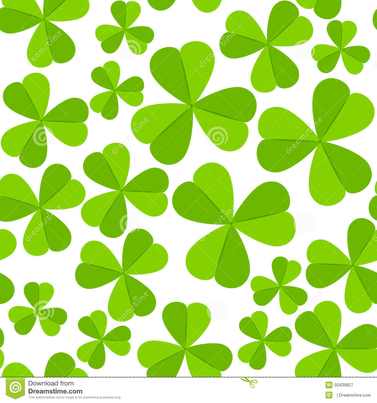 patricks day shamrock background - photo #37