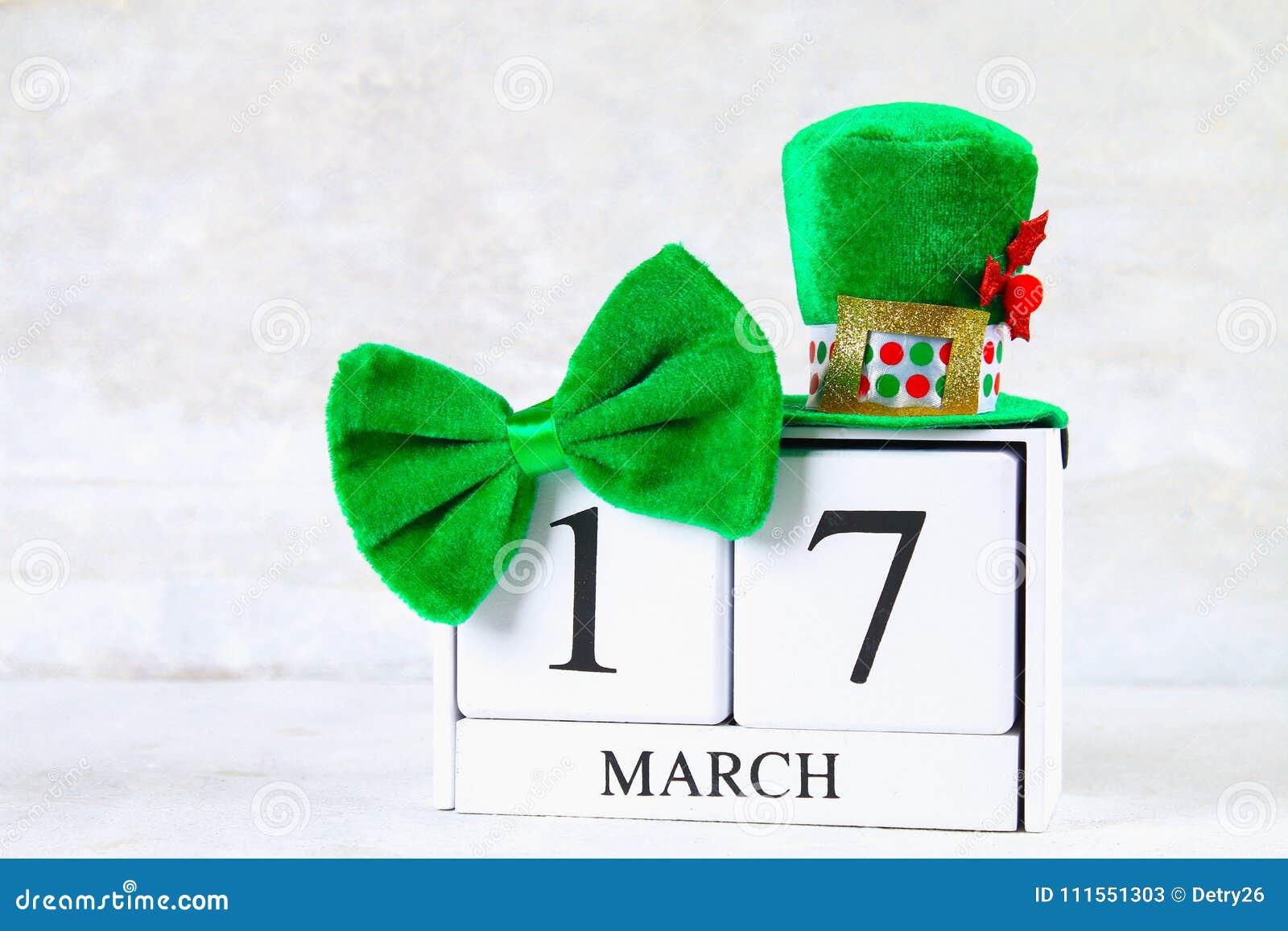 St Patrick\u2019s Day Bow