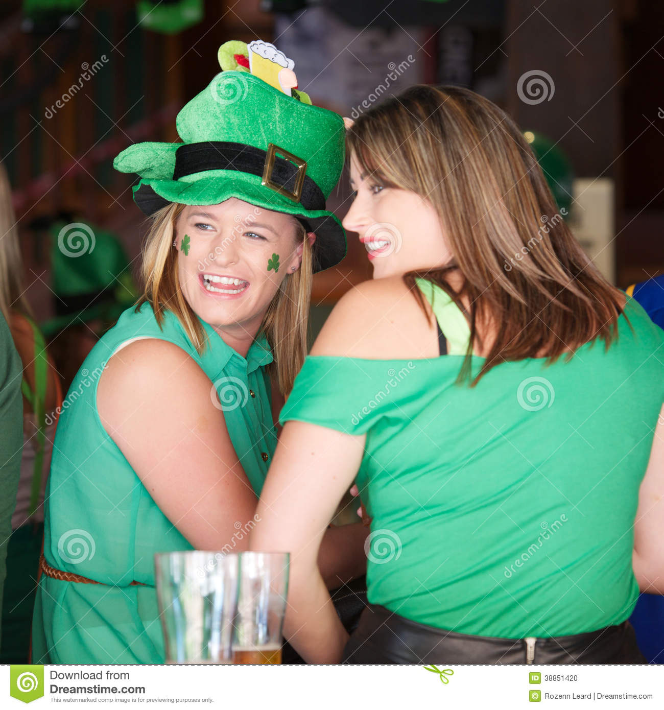 Pity, Irish girls in party remarkable, rather
