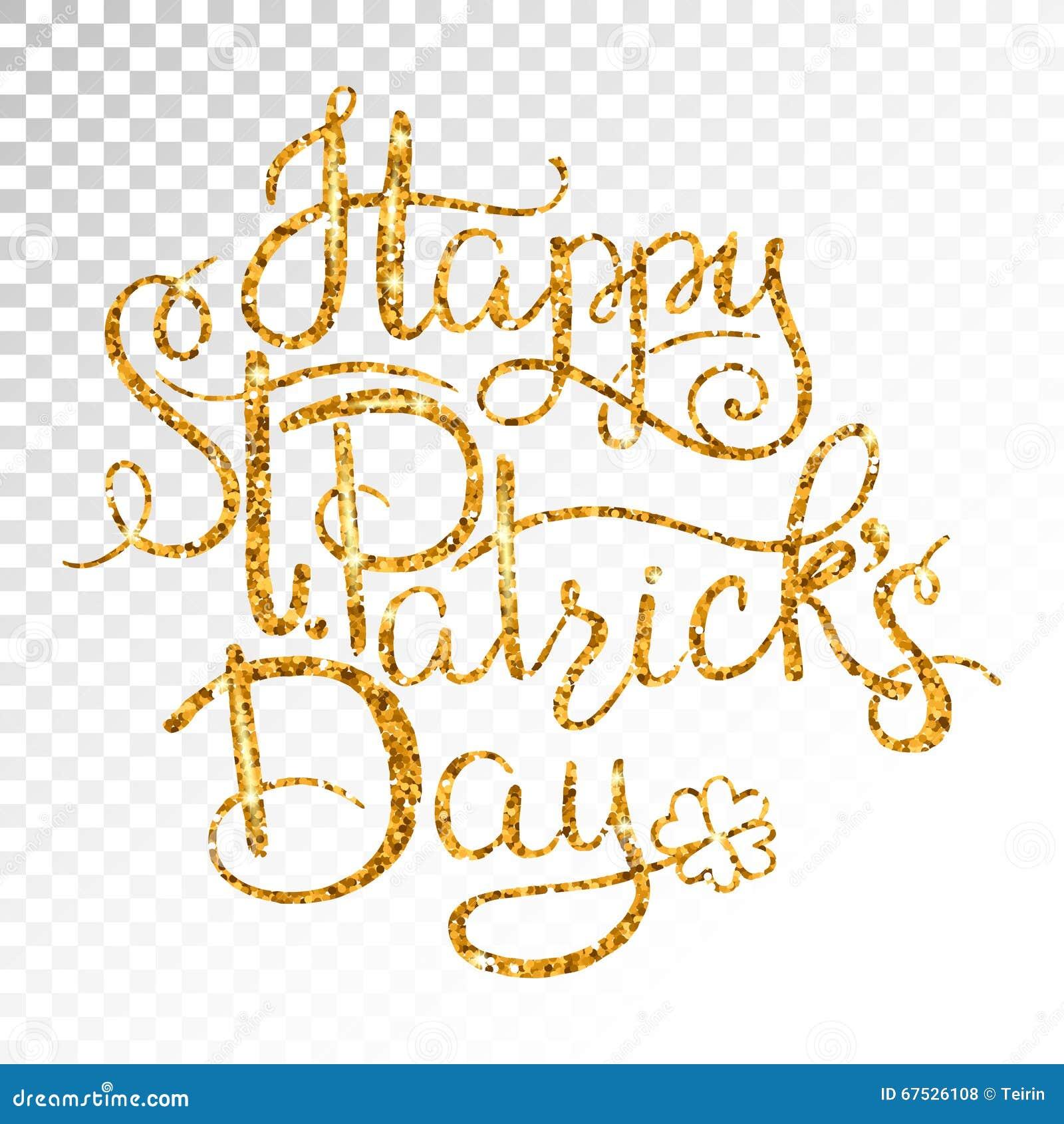 St Patricks Day Greetings Stock Vector Illustration Of Irish