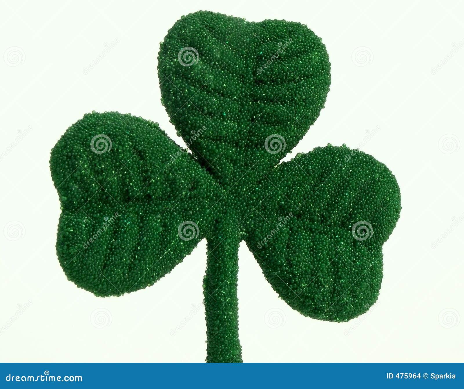 St Patricks Day Shamrock Stock Images Image 475964