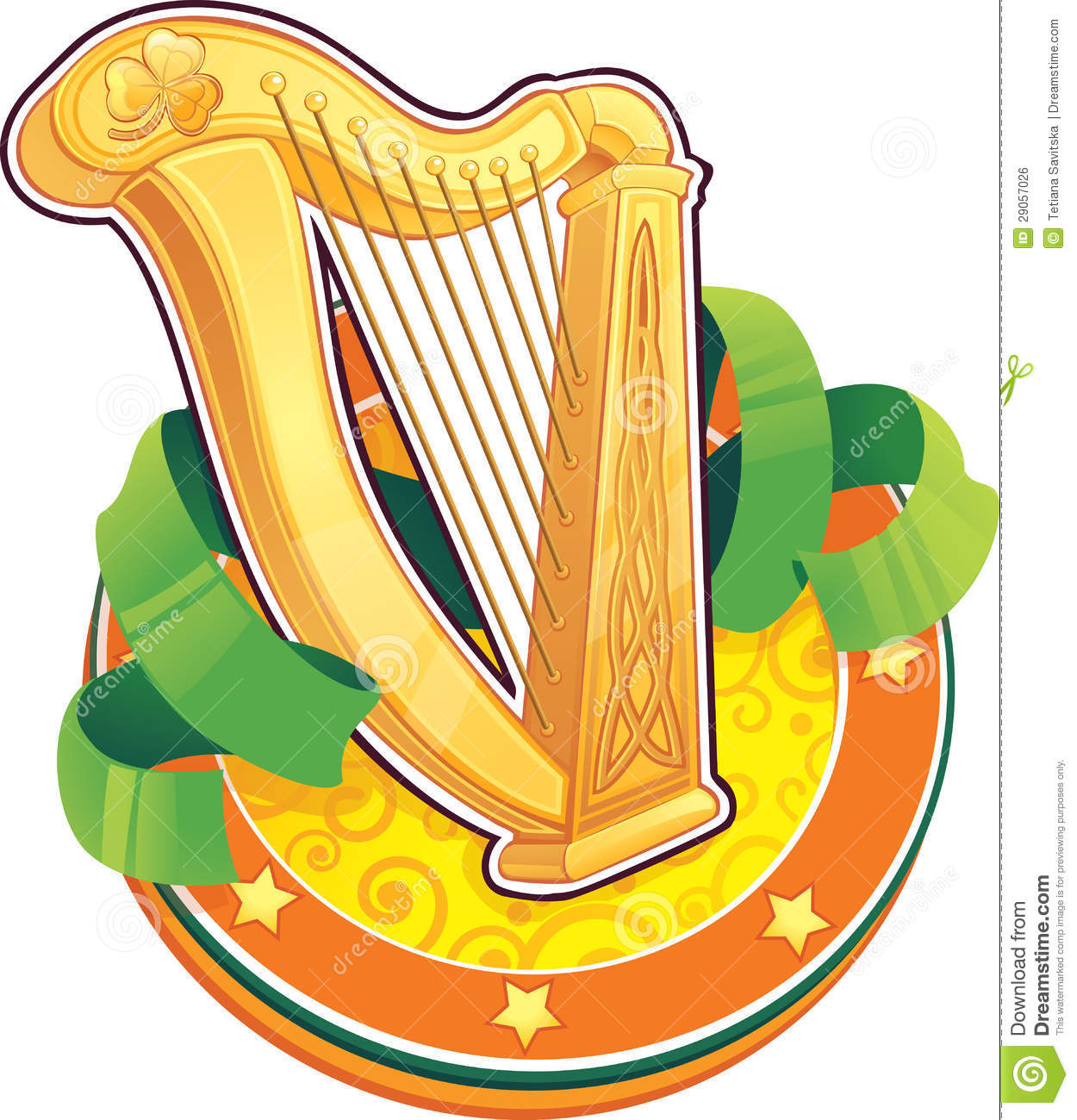 Illustration for St.Patricks Day. Created in Adobe Illustrator. Image ...