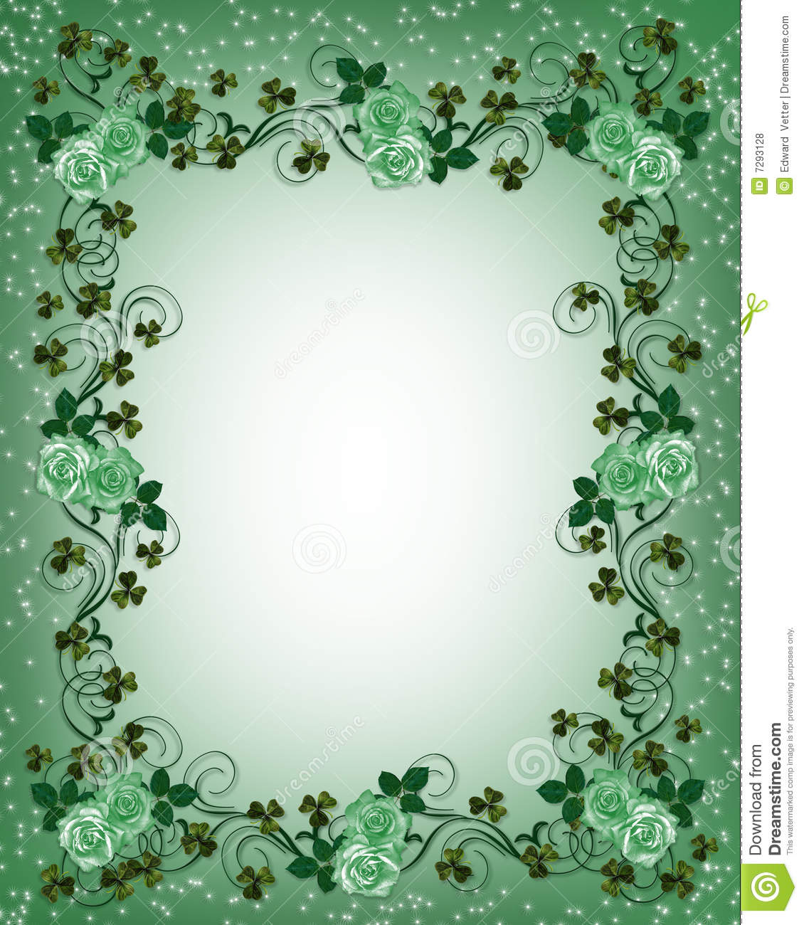 St Patricks Day Stock Illustration Illustration Of Green