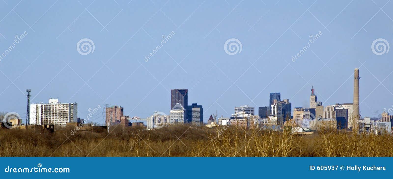 St Paul, de Horizon van Minnesota