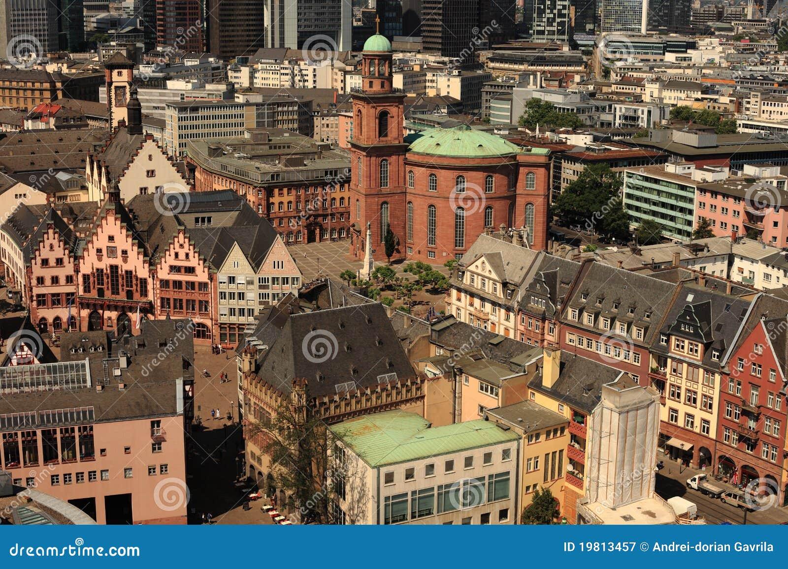 St.Paul Kerk Frankfurt