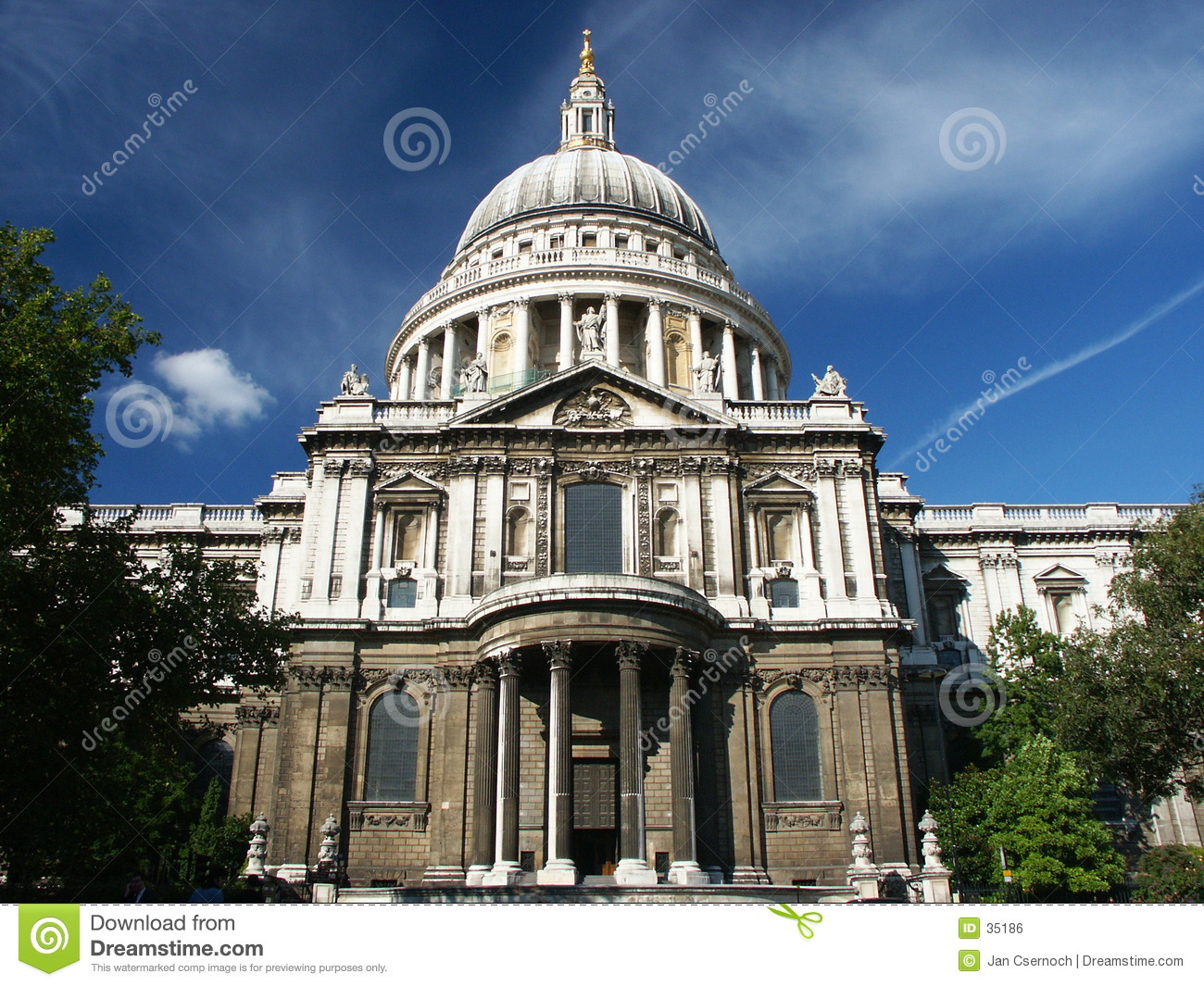 St. Paul s Cathedral in London