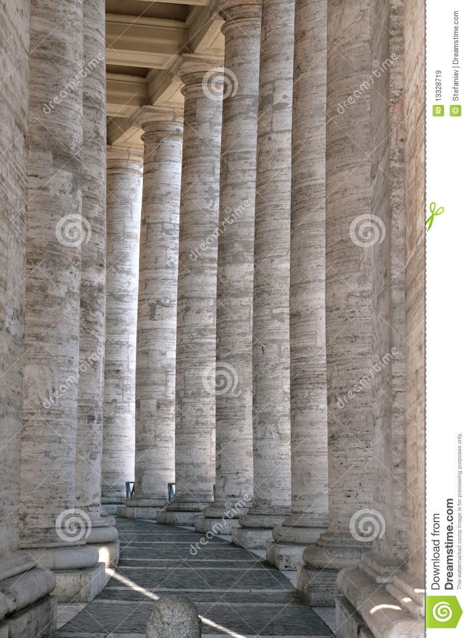 St. Peter s colonnade
